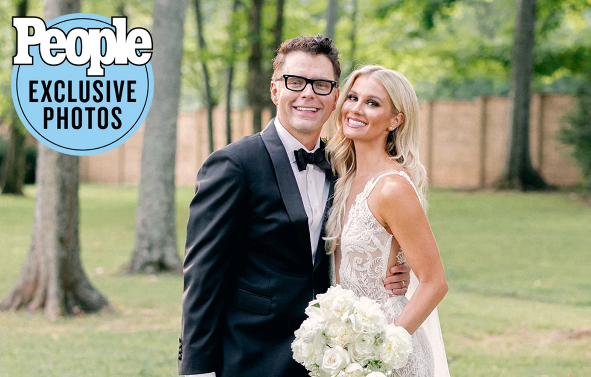 Bobby Bones and Caitlin Parker | Credit: Charla Storey