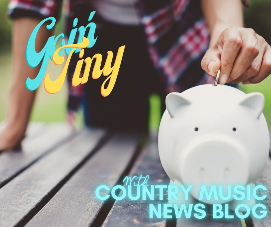 Going Tiny: Resources, Needs, Wants and Dreams - Budgeting the financial side of our tiny cabin country music compound