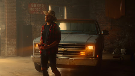 """This week, CMT premiered the official music video for rising country singer/songwriter Joe Hanson's song """"Head Over Wheels."""" In addition, the video has been picked as CMT's 'Next Up Now' feature."""