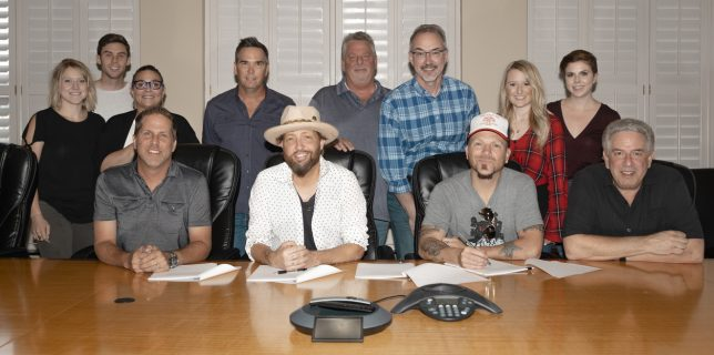 Locash Signs with New Label