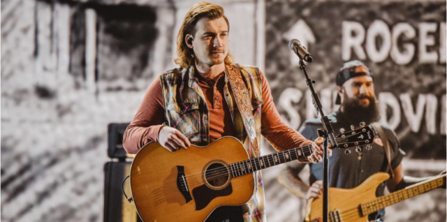 Morgan Wallen on Country Music News Blog