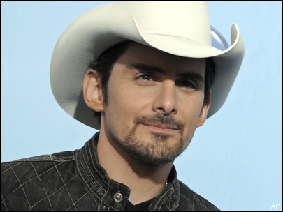Brad Paisley on Country Music News Blog