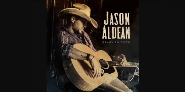 Jason Aldean Rear View Town